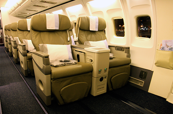 Don't Assume Business and First Class Cost 10 Times More Than Economy