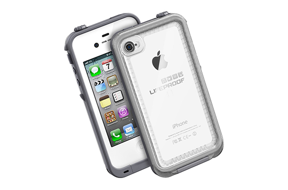 LifeProof fre Case and LifeJacket Float