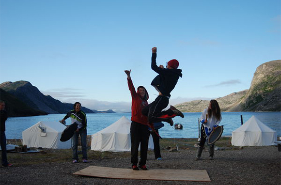 Inuit-Guided Tour