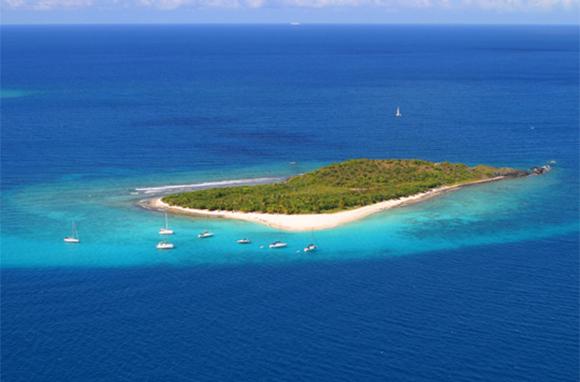 Sandy Cay, Jost Van Dyke, British Virgin Islands