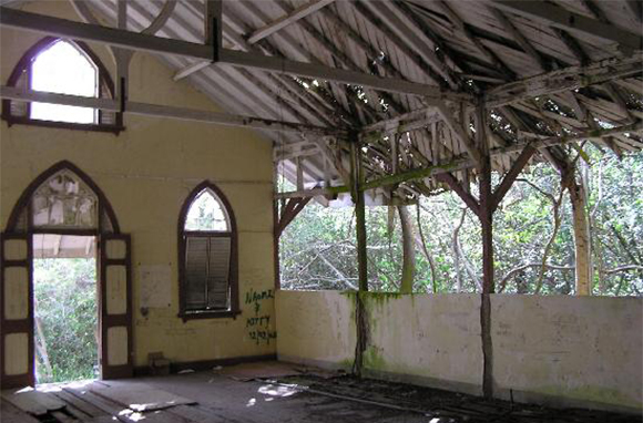 Chacachacare Island, Trinidad and Tobago