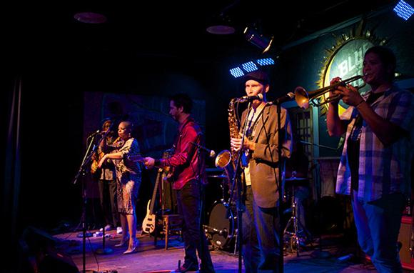 Jazz Music, New Orleans, Louisiana