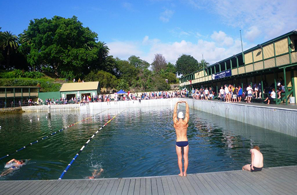 Dawn Fraser Baths, Sydney, Australia