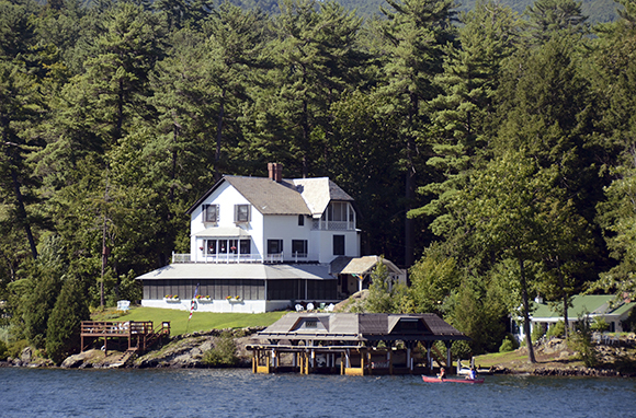 Lake George, Adirondack Mountains, New York