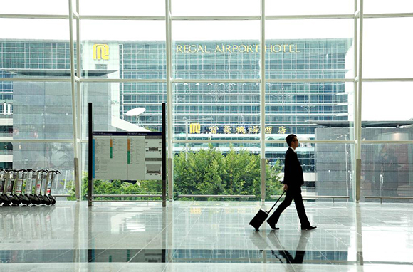 World's Best Airport Hotels