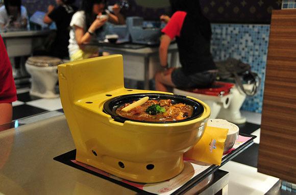 Weirdest Restaurants