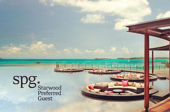 Starwood's SPG Program