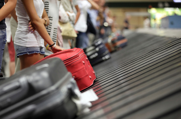 Check Baggage Restrictions of Connecting Airlines