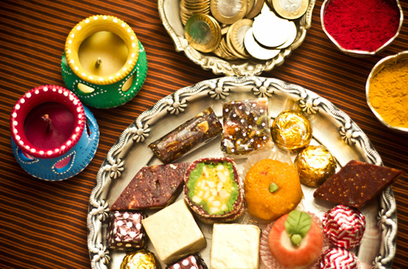 Diwali Sweets in India