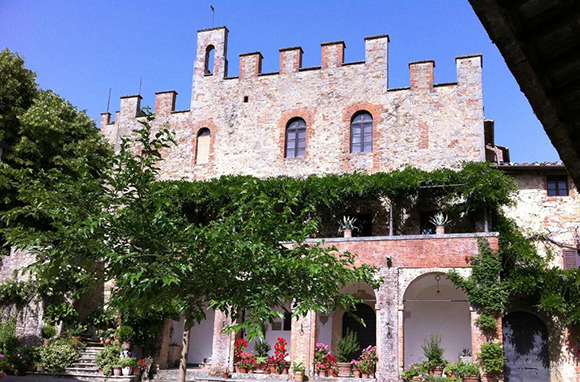 Your Own Wing of a Medieval Castle in Tuscany for $88 Per Person, Per Night