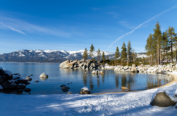 Lake Tahoe, California and Nevada