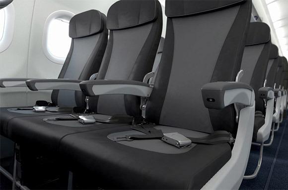 Best Extra-Legroom Airline in North America: JetBlue