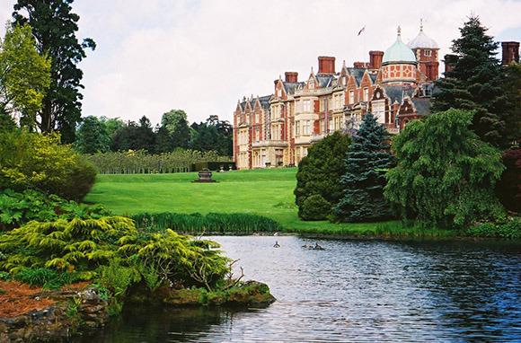 Sandringham Estate, Norfolk, England