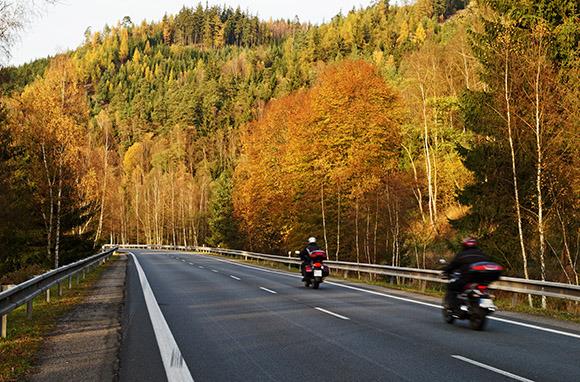 Motorcycle Tour in North Carolina