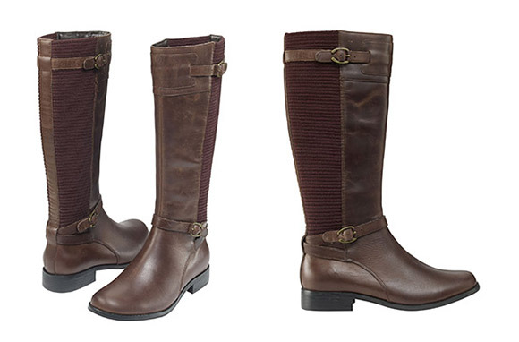 Aetrex Chelsea Riding Boot