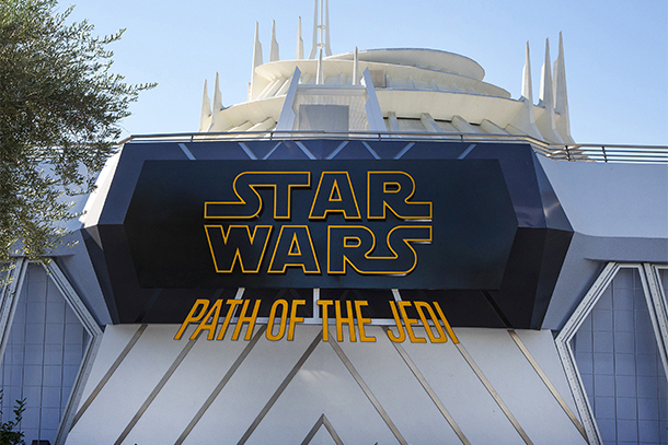 Exclusive: An Insider's Look at Disney World's New 'Star Wars' Experience