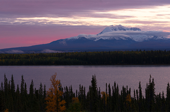 For the Cold-Weather Lovers: Alaska