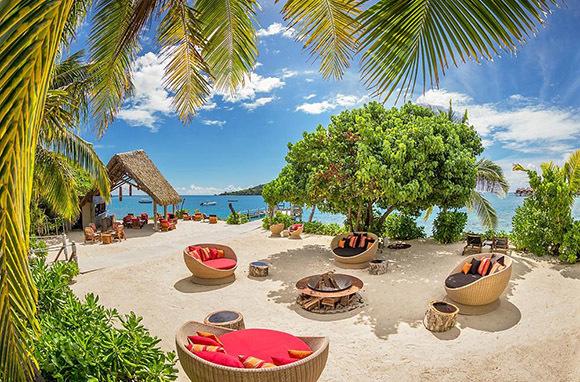 Likuliku Lagoon Resort, Fiji
