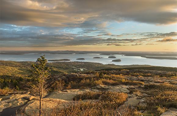 Fall: Acadia National Park, Maine