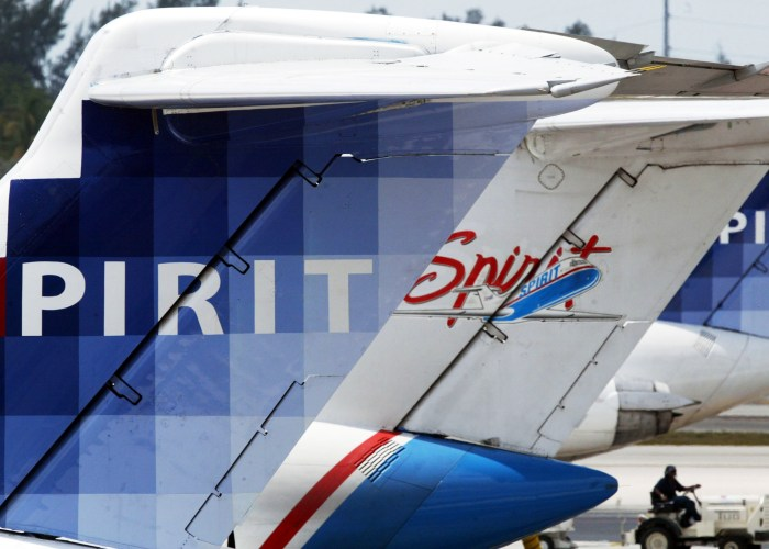 A Free Flight on Spirit Air – Is That Any Way to Celebrate a Birthday?