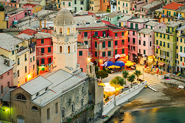 Why You May Not Be Allowed to Visit Italy's Cinque Terre This Year