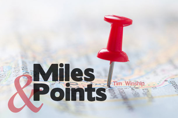 Miles & Points: The Week's Best Frequent-Flyer Deals (Week of March 11, 2016)