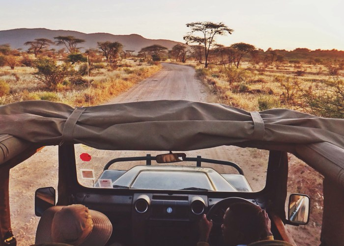 Win a '7-Day Essential Kenya' Tour for 2