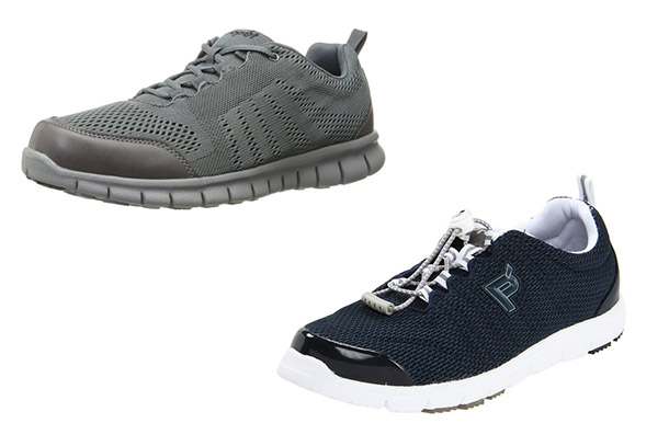 walking shoes that are not sneakers