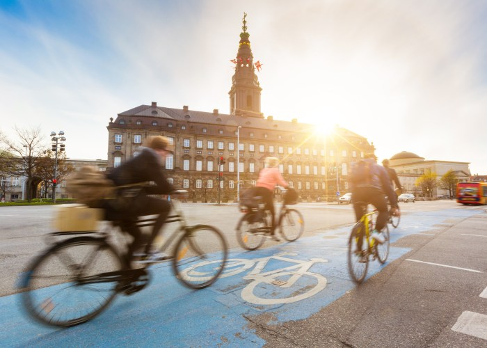 The World's Most Bike-Friendly Cities, Ranked