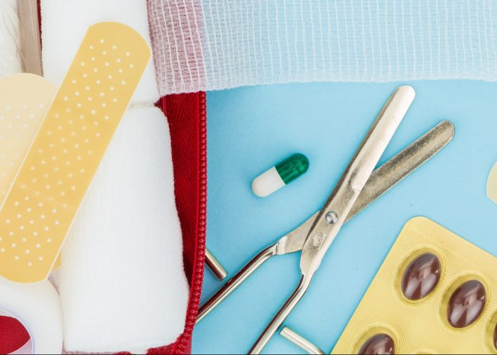 What Do I Need in My Travel First-Aid Kit?