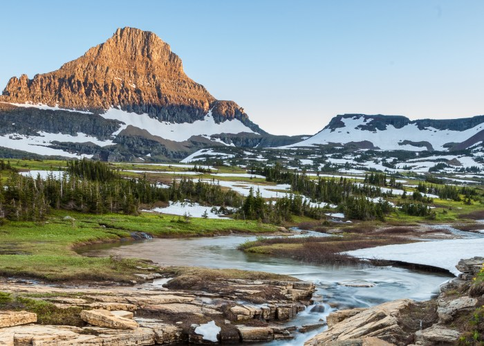Glacier National Park: Our August National Park of the Month