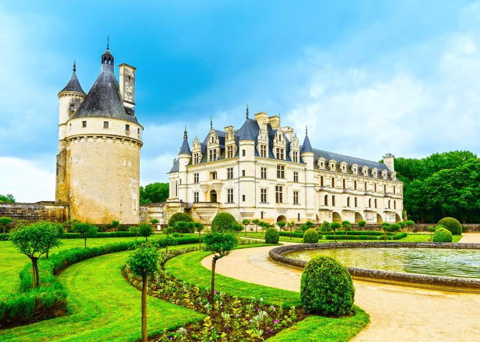 16 French Chateaux Straight Out of a Storybook