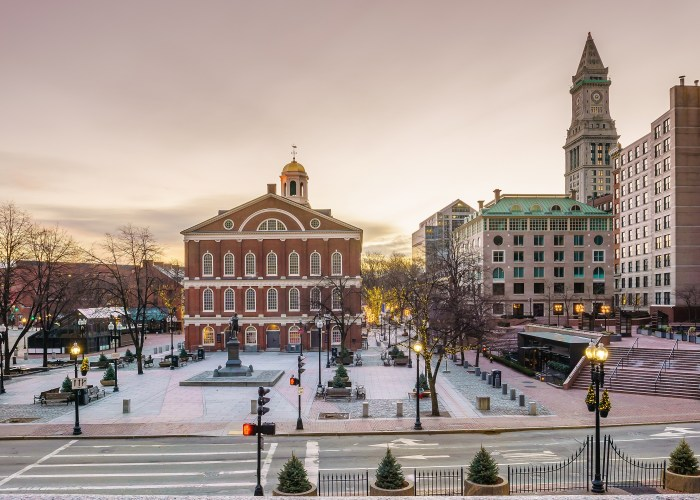 Boston: Faneuil Hall Package from $439