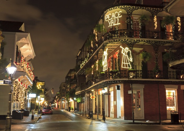 new orleans at christmas