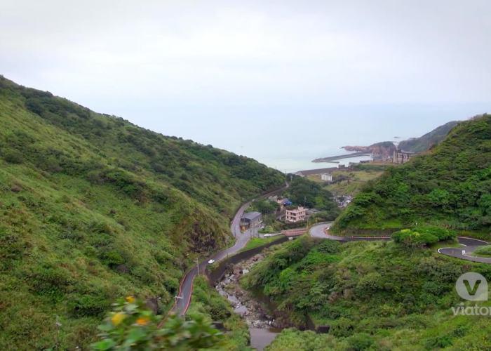 Taipei Chiufen Village Northeast Coast Half Day Tour