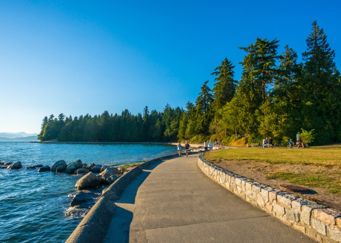 what to do in vancouver stanley park