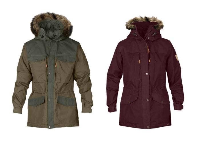 apres ski clothes Fjallraven Singi Winter Jacket