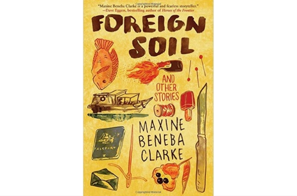 Foreign Soil: And Other Stories, by Maxine Beneba Clarke