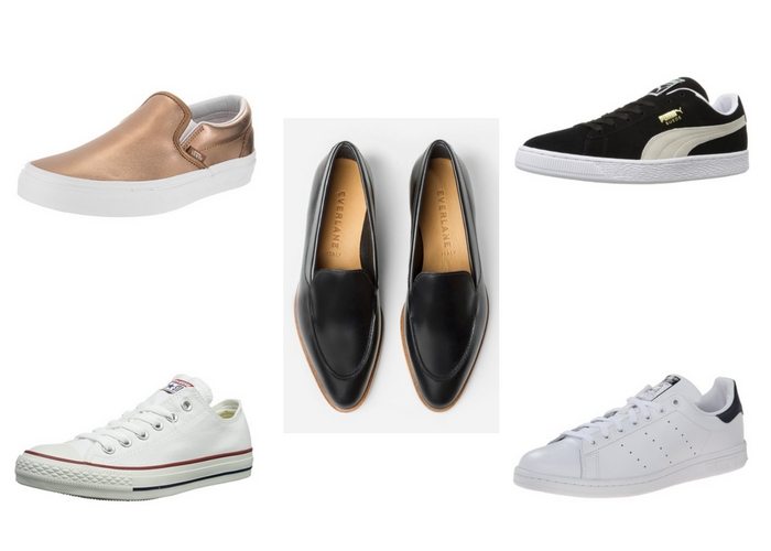 how to travel like a celebrity shoes