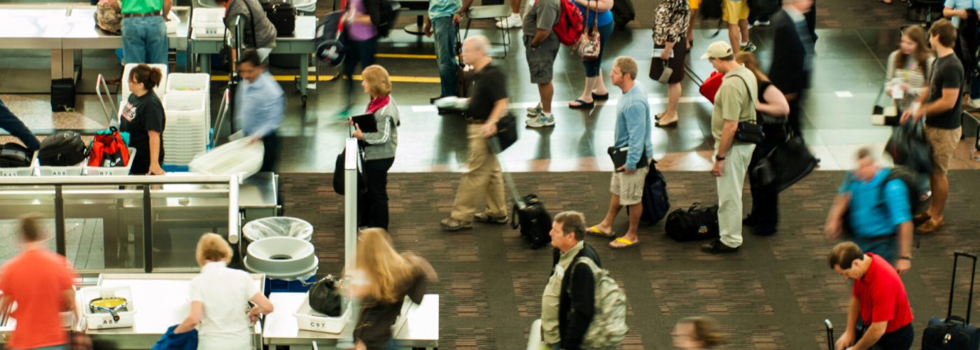 TSA wait time