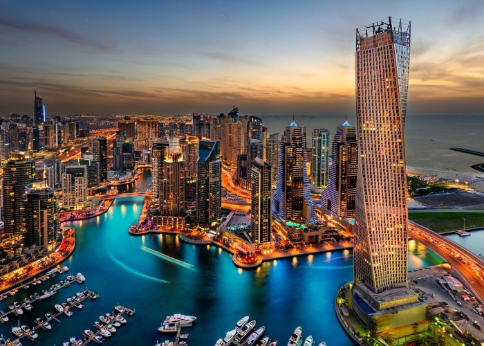 Dubai Warnings and Dangers
