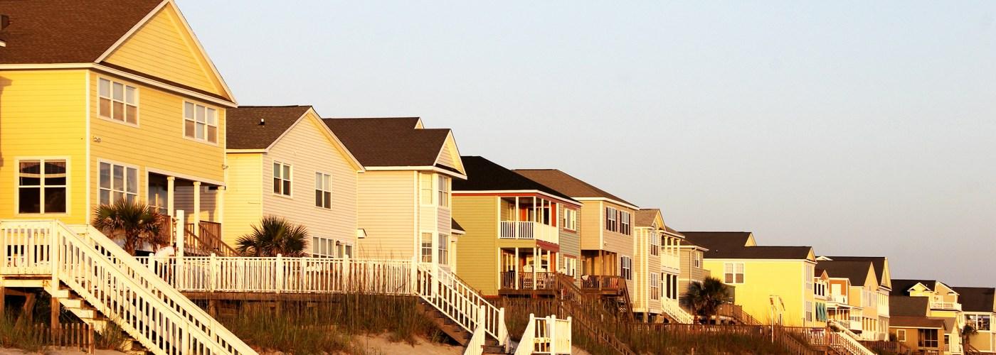 myrtle beach houses