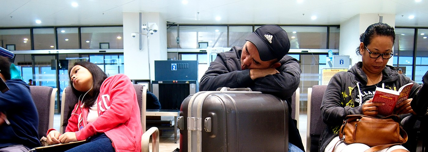 travel stress