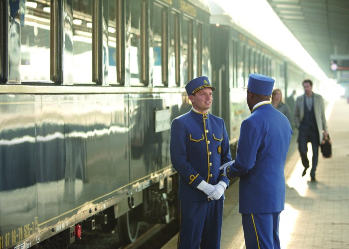 The World's 6 Most Incredible Luxury Train Trips