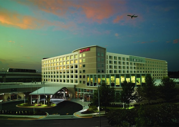 Atlanta Airport Marriott Gateway - Atlanta Airport Hotels