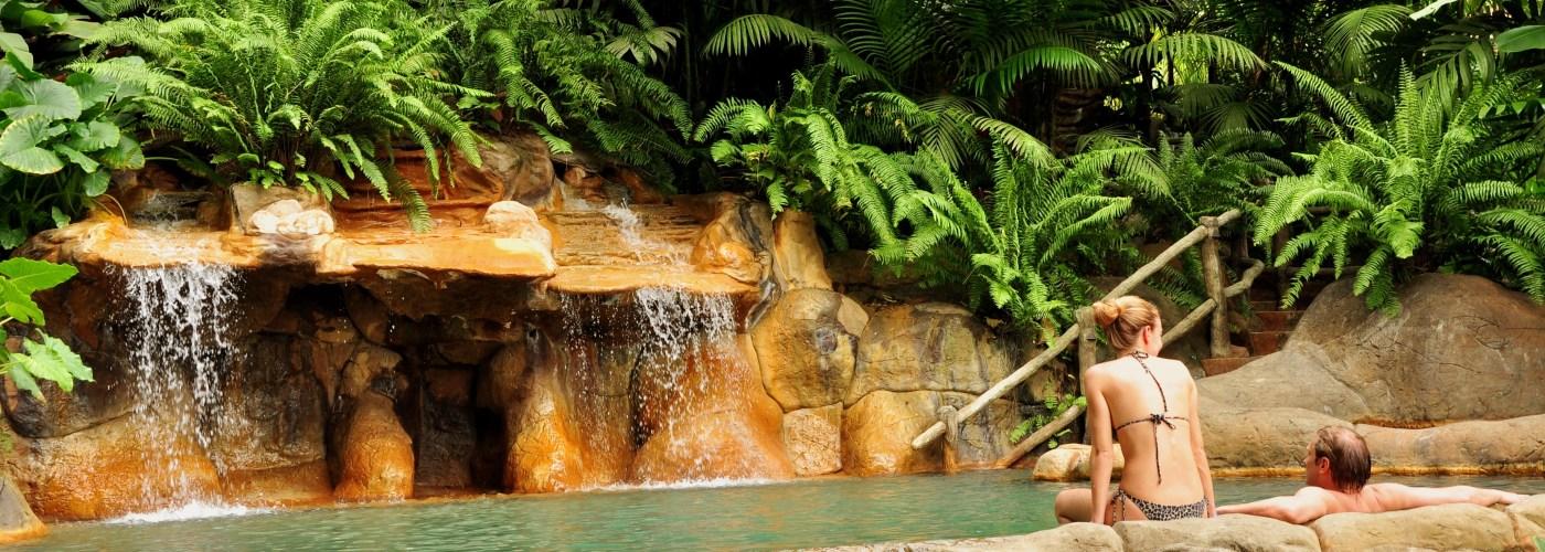 hot spring resorts