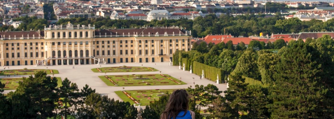 Europe travel movies hero vienna