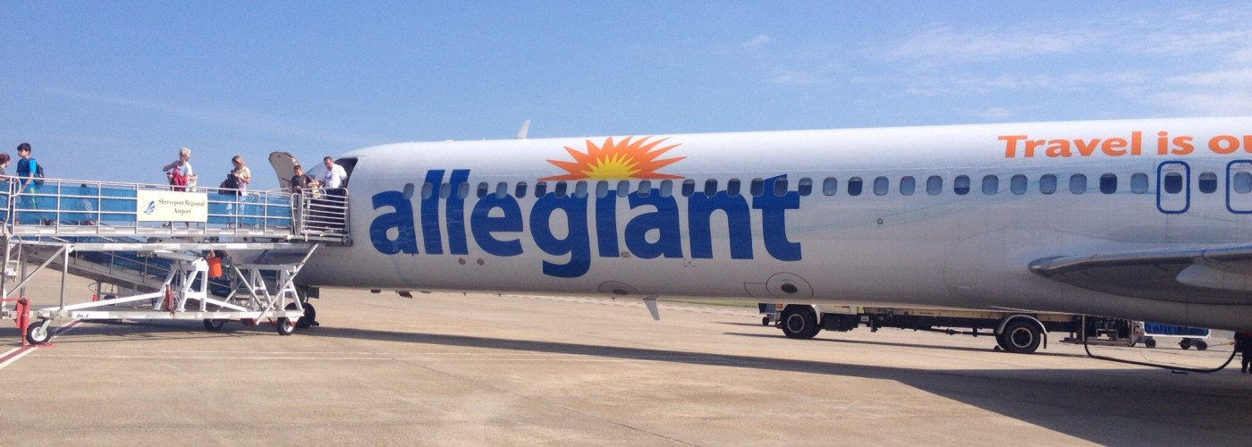 Allegiant Air Plane Safety