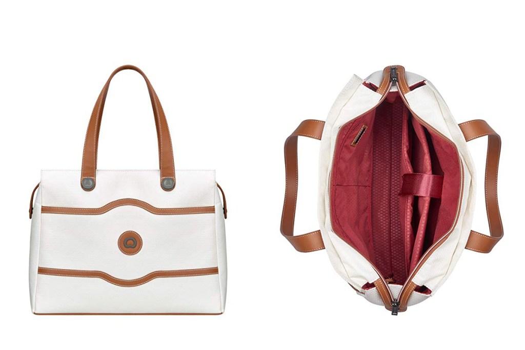 DELSEY chatelet soft air shoulder bag