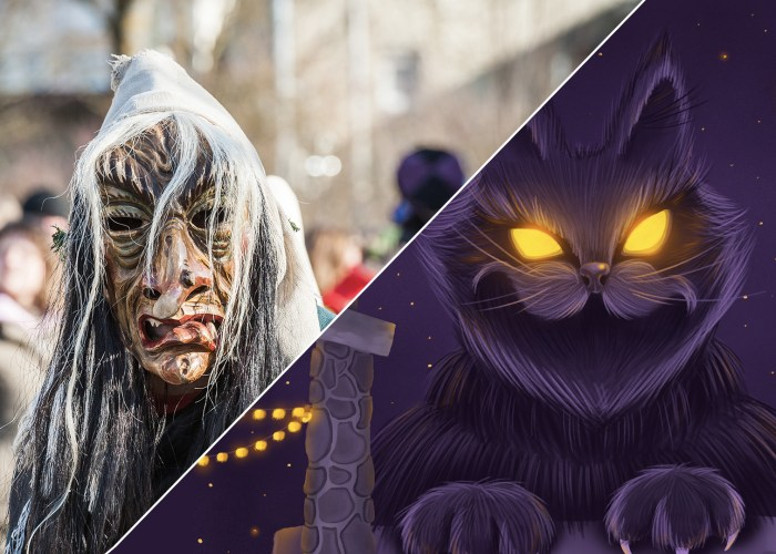 The 5 Creepiest Holiday Traditions in Europe